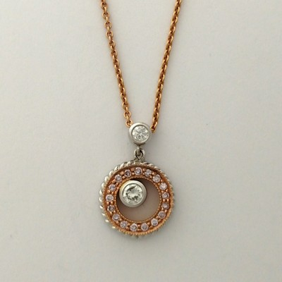 Rose Gold at Delta Diamond Setters & Jewelers
