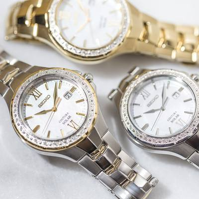 Seiko and Pulsar at Delta Diamond Setters & Jewelers