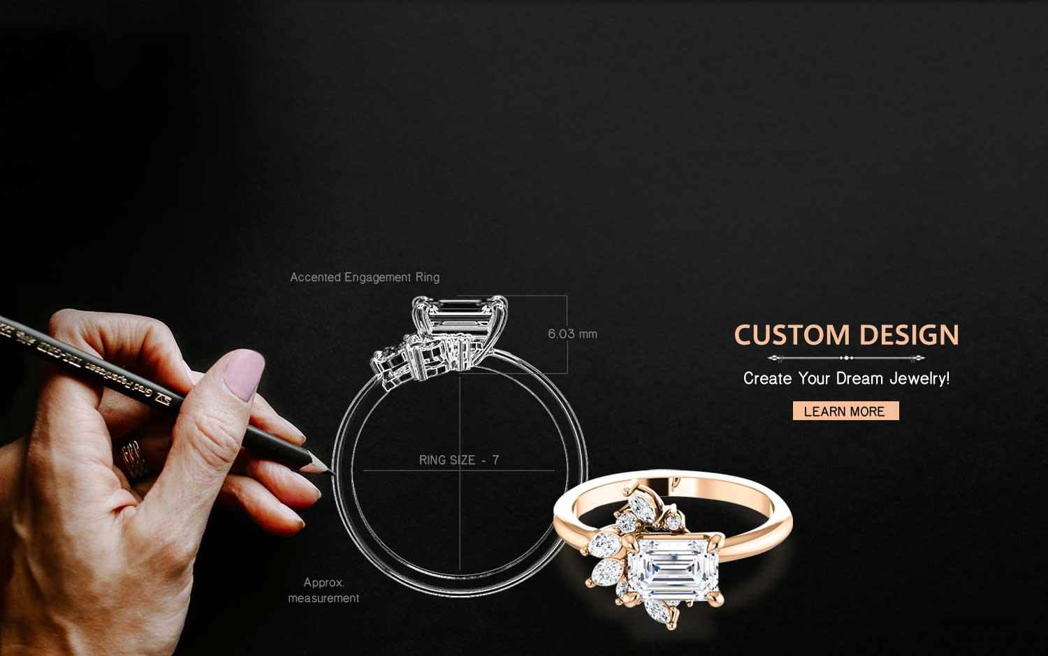Custom Design Your Dream Jewelry At Delta Diamond Setters & Jewelers